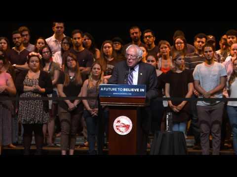 On the Road: Puerto Rico | Bernie Sanders