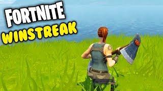 THE 7 GAME Fortnite WINSTREAK!! ⭐ Fortnite LIVE ⭐ thumbnail