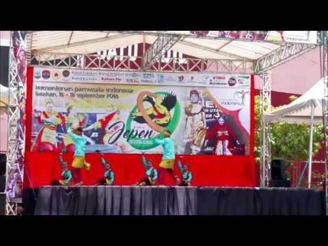 FESTIVAL JEPEN INTERNATIONAL - PUNGGAWA PAGUN