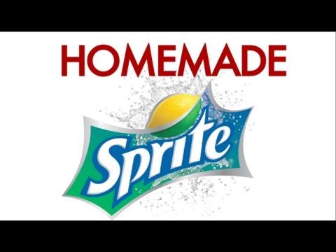 How To Make Homemade Sprite | Drinks Made Easy