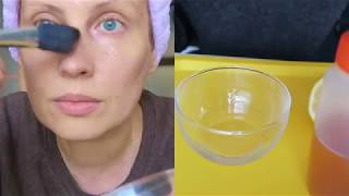 МАСКА ДАЕТ ОЧЕНЬ СИЛЬНЫЙ эффект гладкая кожа ДАЖЕ ПОСЛЕ 60 лет