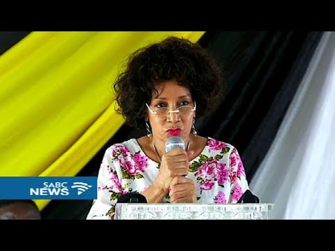 Sisulu addresses branch, branch nominates Ramaphosa for presidency