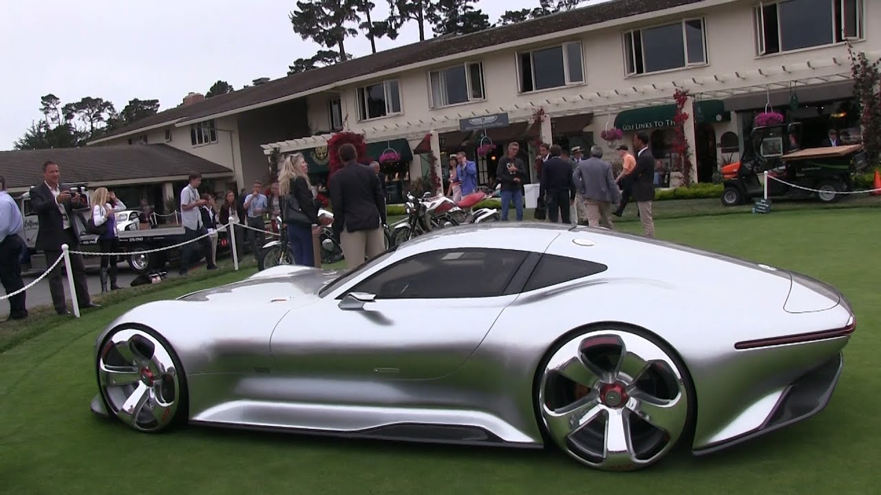 the gt6 mercedes benz amg vision gran turismo 6 at the 2013 la