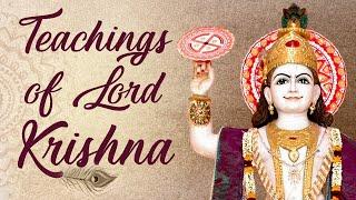 Teachings of Lord Krishna