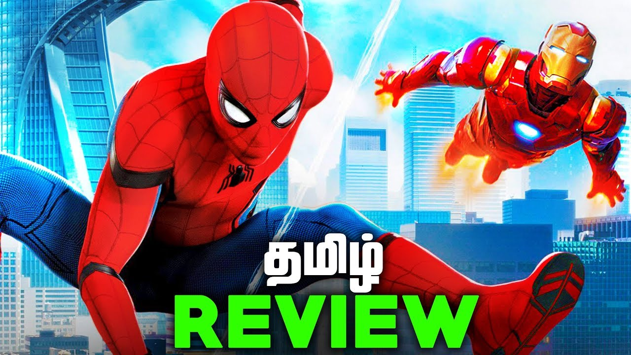 Spiderman Homecoming REVIEW and Easter Eggs (தமிழ்)
