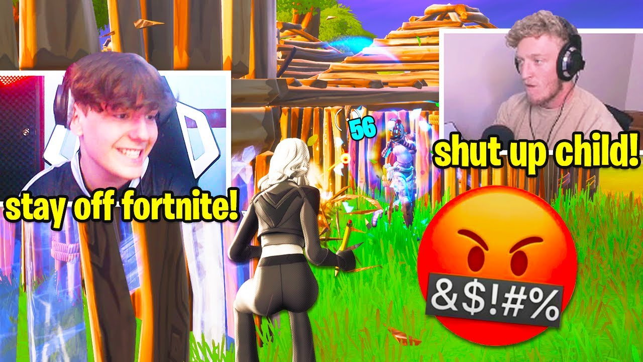 Clix ROASTS Tfue and Scoped.. THIS HAPPENS! (Fortnite)