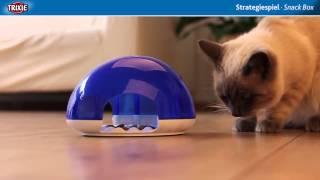 Trixie Cat Activity Snack Box Развивающая игрушка для кошек
