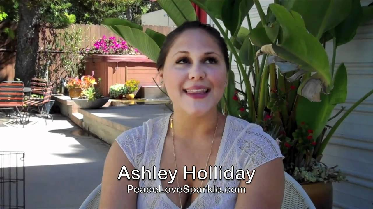Watch Ashley Holliday video