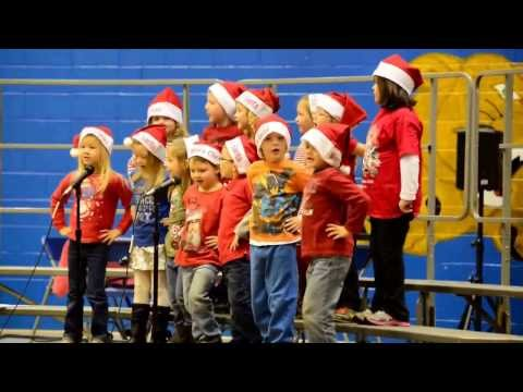 2013 Elkhorn City Elementary School Christmas Program #2