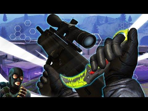 Forward Assault | GUN GAME MELHOR MODO DE JOGO!!