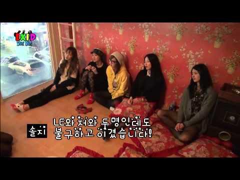 [EXID but but TV] episode 6 EXID @ karaoke episode 2