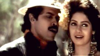 Chali Champutunna Full Video Song || Kshana Kshanam Movie || Venkatesh, Sridevi