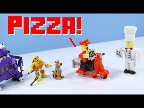 RoBLOX Work At A Pizza Place Game Pack Series 1 Jazwares