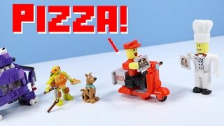 RoBLOX Work at a Pizza Place Game Pack série 1 Jazwares
