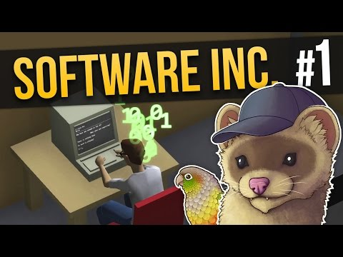 YOUR TITLE HERE! ★ Software Inc. Ep. 1