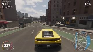 "The Crew 2 - ""Harlem West"" Street Race in 1:45 (Top Leaderboard Run)"