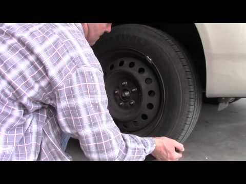 The BEST How to change a car tire tutorial EVER
