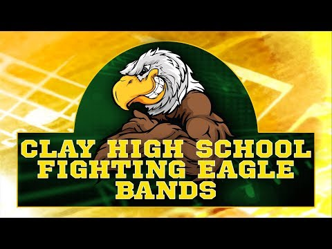 Oregon Clay High School Combined Bands 2017 Spring Concert