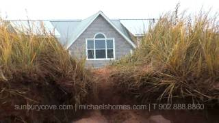 (SOLD) Prince Edward Island Real Estate Waterfront Beach House Kildare Capes Atlantic Ocean.