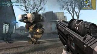 Battlefield 2142 pc gameplay....