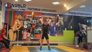 ЗАХАРОВ/ZAKHAROV(М-45.69) 75-80-82/100-105-110. Russian Masters Cup 11-15.11.2015. Bugulma