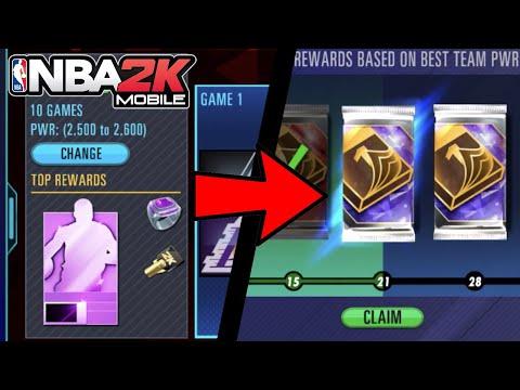 FIRST AMETHYST CARD! | NBA 2K MOBILE