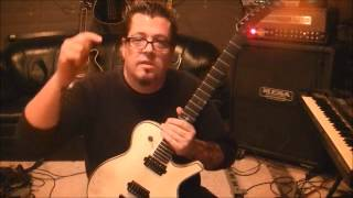 How to play Talk Dirty To Me by Poison on guitar by Mike Gross