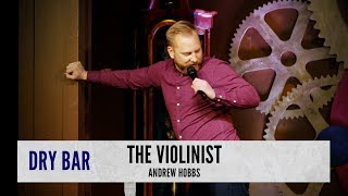 When you flirt with the violinist.  Andrew Hobbs
