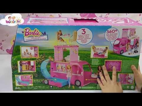 Barbie'nin Karavanı