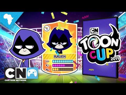 CN Soccer Super Fan   Toon Cup Players Highlights   Cartoon Network Africa