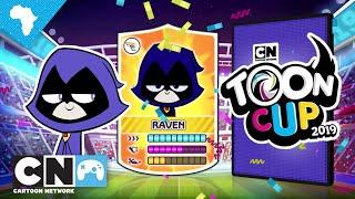CN Soccer Super Fan | Toon Cup Players Highlights | Cartoon Network Africa