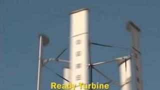 OGRE Vertical Axis Wind Turbine, India , Gujarat , Ahmedabad www.ohmgroups.com