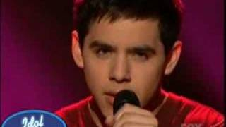 David Archuleta - When You Believe - Final 7 - 04/15/2008