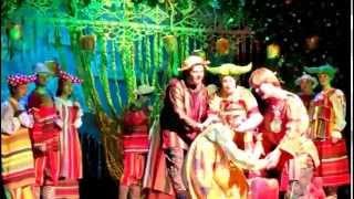 Театр «Зазеркалье»-открытая репетиция премьерного спектакля «Крошечка-Хаврошечка»(1)
