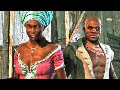 Grito de Liberdade #04: Trapos de Escravos - Assassin's Creed IV Black Flag