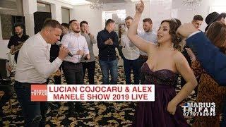 Lucian Cojocaru si Alex - MANELE SHOW 2019 LIVE majorat Bianca Sapphire Events Calafat