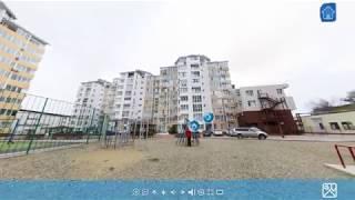 видео 3-к квартира, 100 м2, 2/8 эт. рядом с морем в Камышовой (Омега)