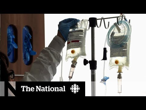 Canadian doctors worried over cancer drug shortage