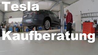 Tesla Model S Kaufberatung und Gebrauchtwagencheck. Tipps!! 75D