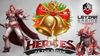 Heroes of the Storm (Gameplay) - Junkrat Q Build (HotS Junkrat Gameplay Quick Match)