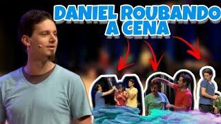 Daniel Roubando a Cena! - Barbixas