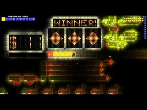 Terraria: Ultimate Hardmode World (arenas, farms, and hoiktronics)