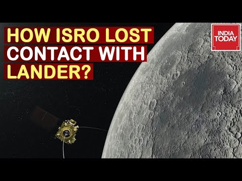 How ISRO Lost