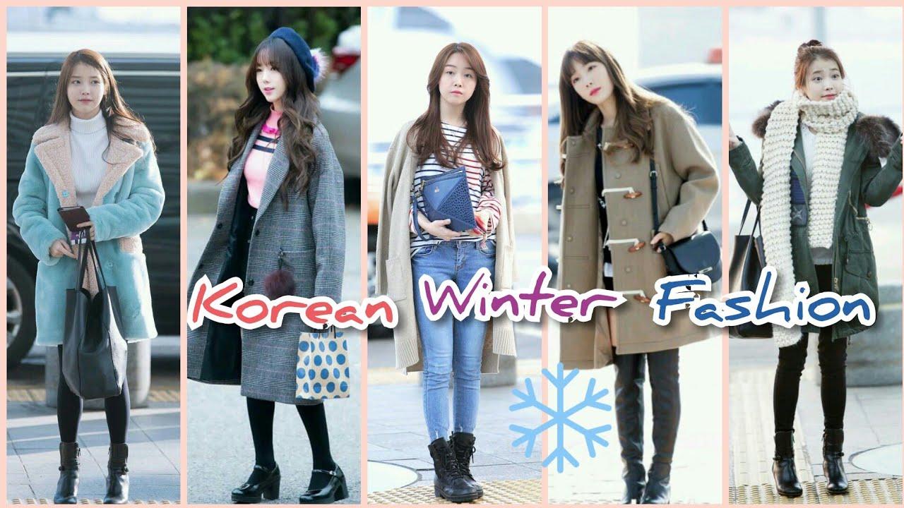 Korean Winter Fashion Ideas Youtube