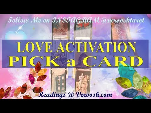 PICK A CARD ATTENTION : TWIN FLAME ! Are You Ready To Love? Activation Tarot Reading