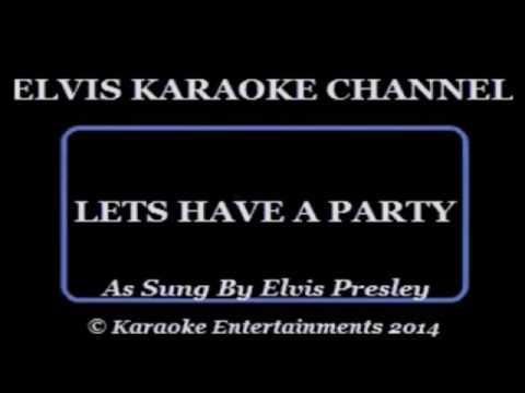 Let's have a party swing und rock  Karaoke