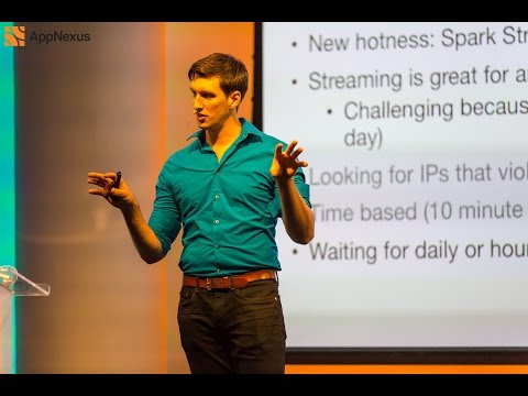 Stopping Invalid Traffic using Spark Streaming, Kafka and Science (Tech Talks @ AppNexus)