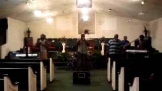 "Min. Terrell Rogers & Men of Destiny ""Im Still Here"" (REHEARSAL)"