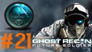 Ghost Recon Future Soldier Walkthrough #021 - Mission 8 - HD Gameplay No Commentary