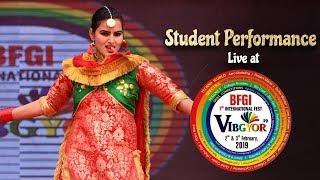 Gidha | Student Performance | Harkirat Kaur | Vibgyor 2k19 | BFGI Bathinda